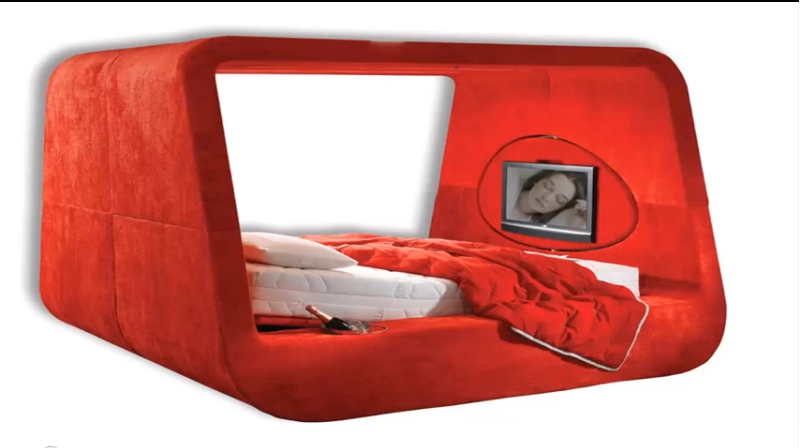Most Expensive Beds In The World:#10 Sphere Bed ~ Price: $50,000