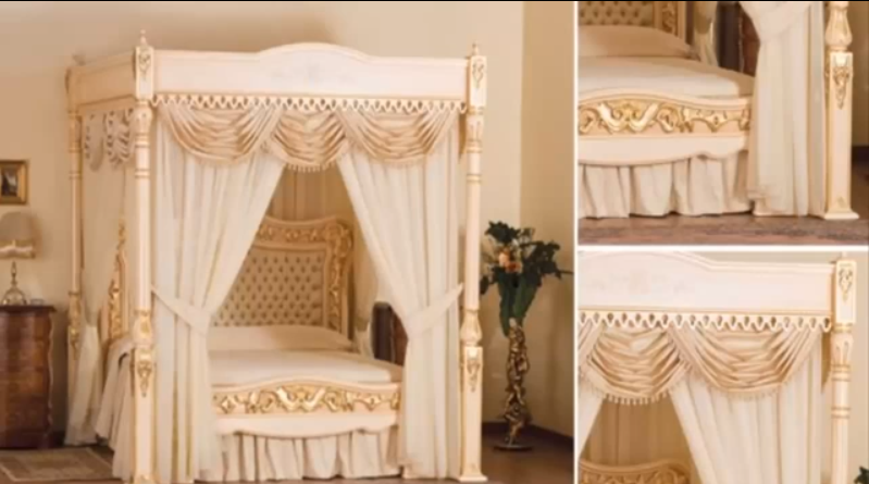 Most Expensive Beds In The World: #1 Baldacchino Supreme Bed ~ Price: $6.3 million
