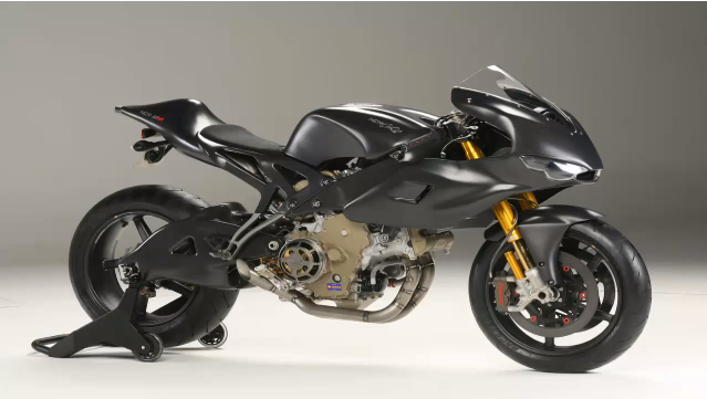 Most Expensive Motorcycles In The World: #2 NCR M16 ~ Price: $232,500