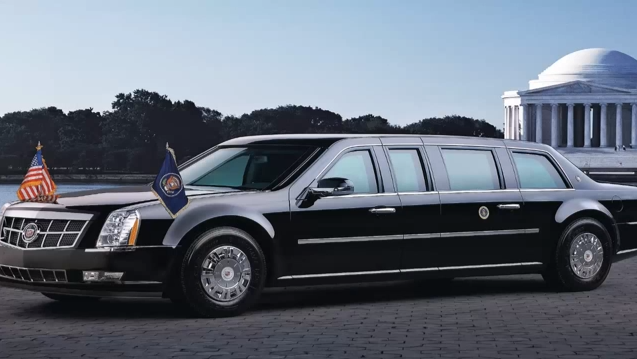 Most Expensive Limousines in the World: #2 Cadillac One – Price: $300,000