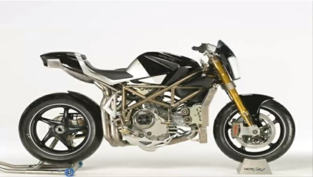 Most Expensive Motorcycles In The World: #3 NCRC Macchia Nera ~ Price: $225,000