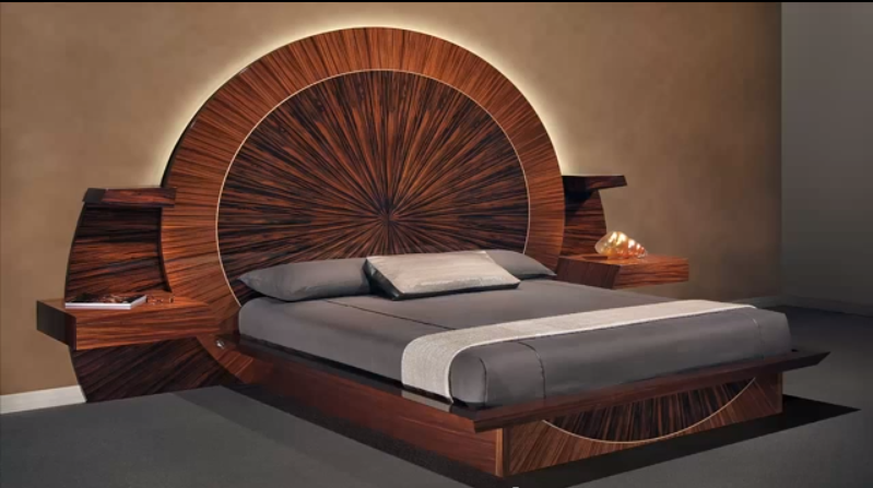 Most Expensive Beds In The World: #4 Parnian Furniture Bed ~ Price: $210,000