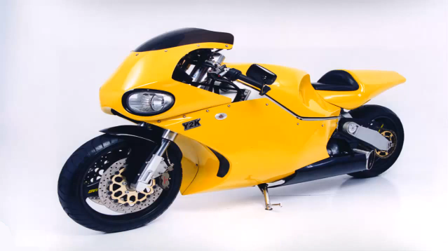 Most Expensive Motorcycles In The World: #4 MTT Y2K Superbike ~ Price: $175,000