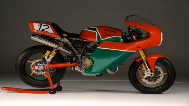 Most Expensive Motorcycles In The World: #8 NCR MH TT (Mike Hailwood) ~ Price: $126,000