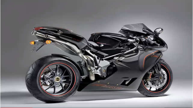 Most Expensive Motorcycles In The World: #9 MV Agusta F4CC ~ Price: $120,000