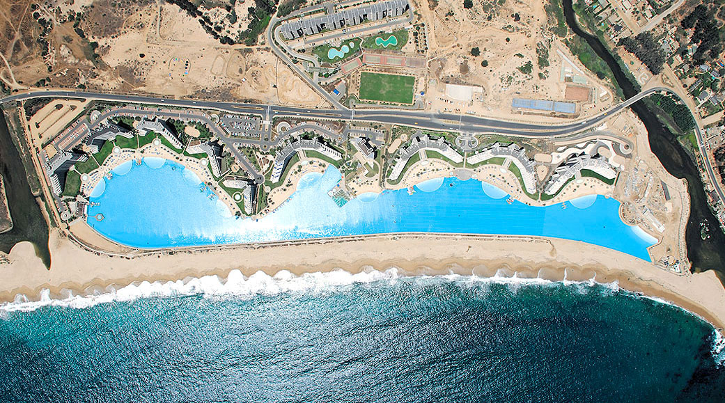 SATELITAL_SAN_ALFONSO Luxury Swimming Pools Around The World