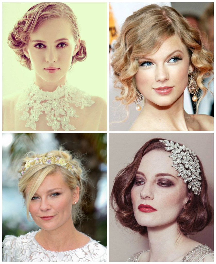 SHOOORT Wedding Hairstyles For All Lengths 2013-2014