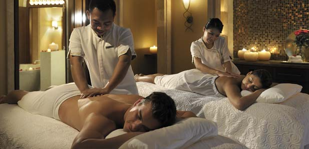 Shuiqi Spa couples indulgence