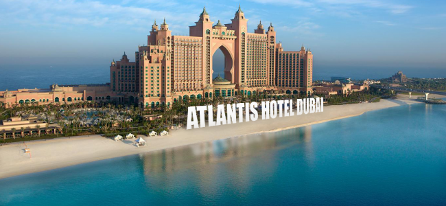Atlantis Hotel Dubai – The Most Luxurious Hotel