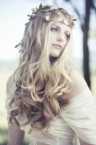bohemian Wedding Hairstyles For All Lengths 2013-2014
