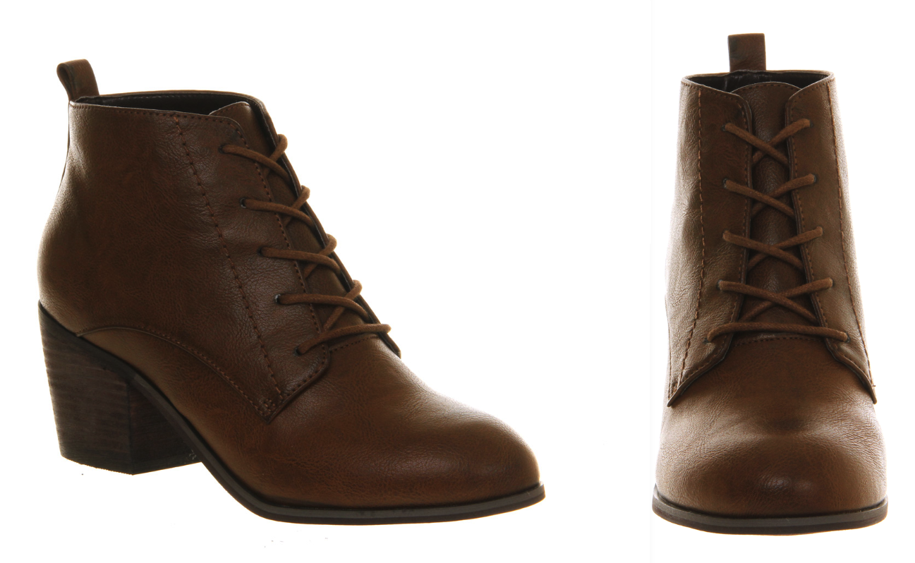 brown leather Autumn Boots 2013 | Women Style