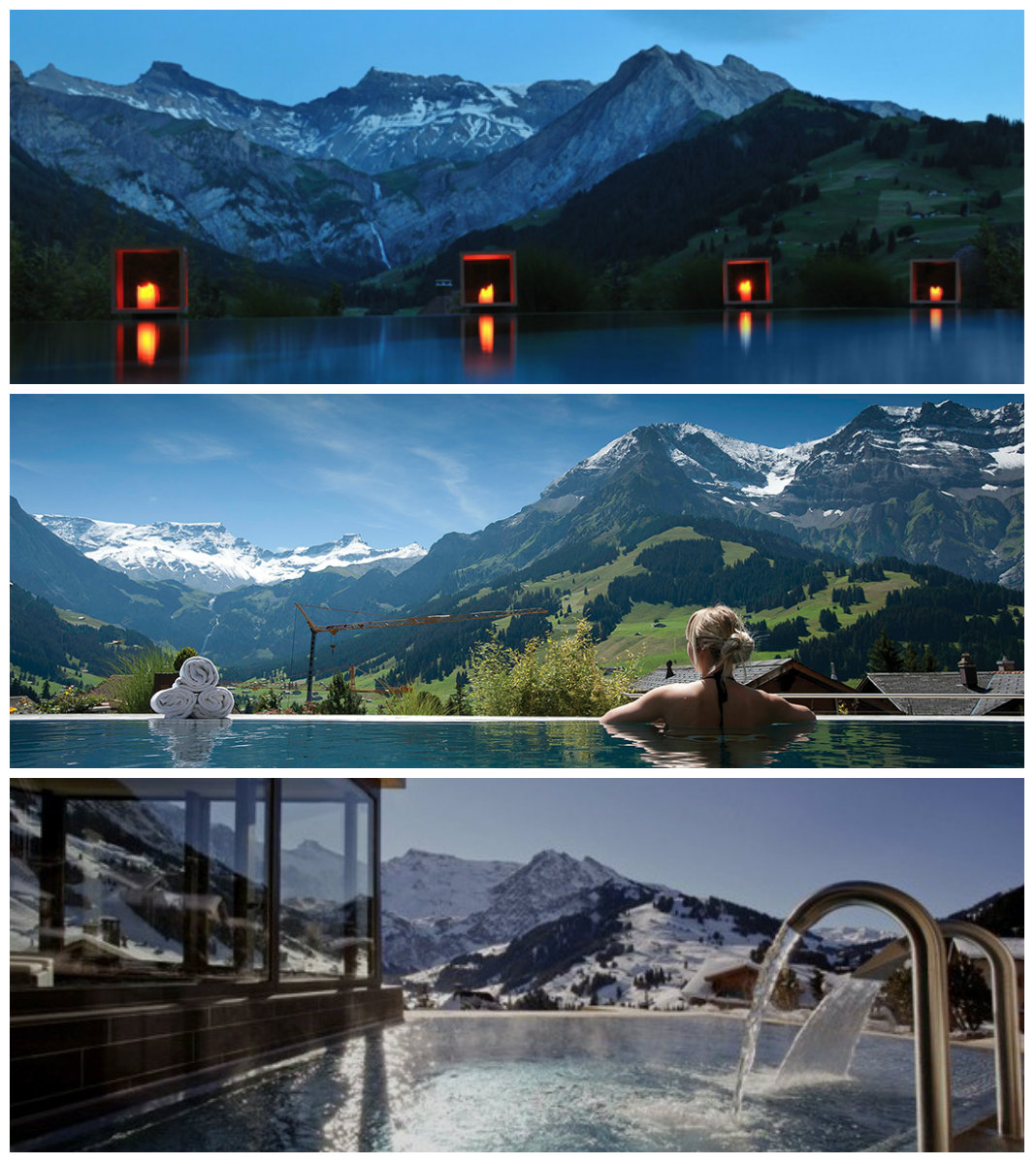 cambr Luxury Swimming Pools Around The World