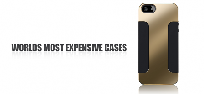Worlds Most Expensive iPhone Cases 2013