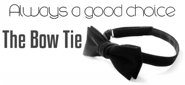 The Bow Tie | Men's Fashion