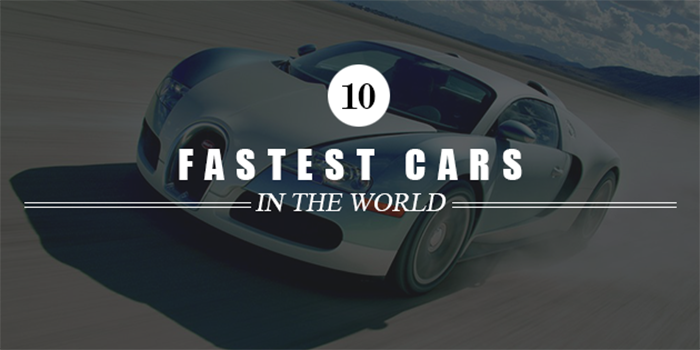Fastest Cars In The World 2017 Top Speed Alux Com
