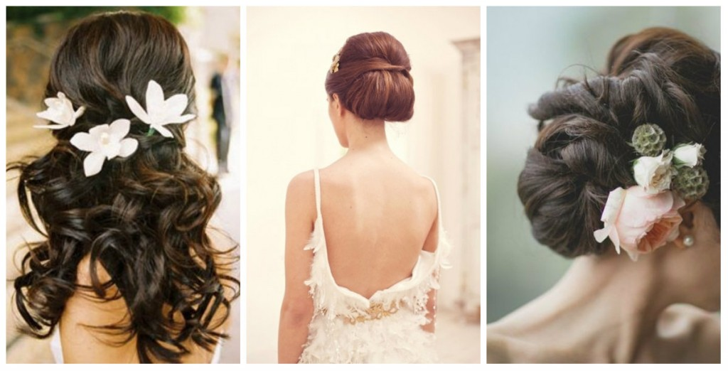 long Wedding Hairstyles For All Lengths 2013-2014