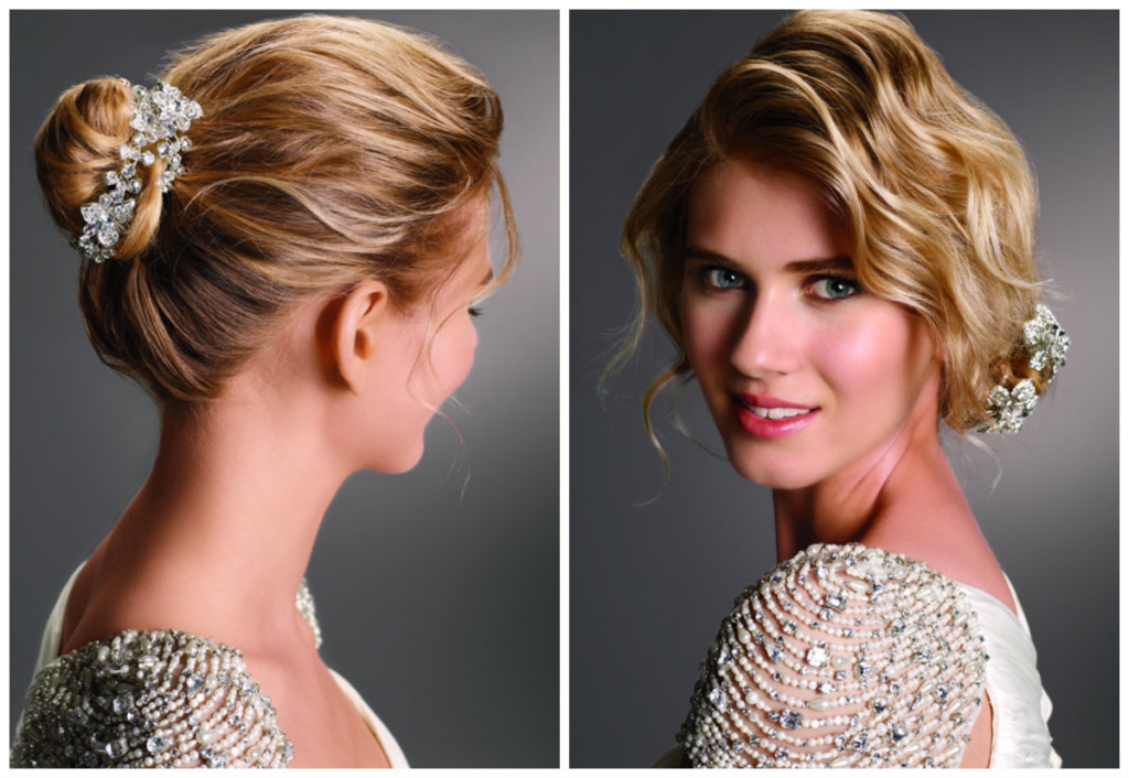 med Wedding Hairstyles For All Lengths 2013-2014