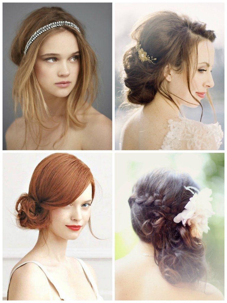 Wedding Hairstyles For All Lengths 2013-2014