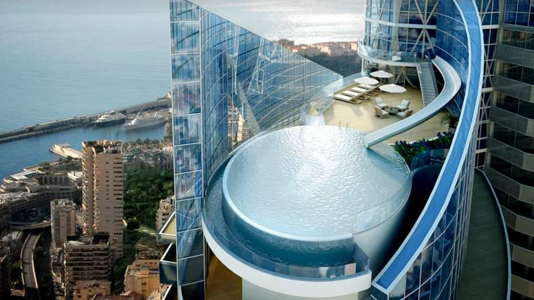 Most Expensive Penthouse In The World: Odeon, Monaco