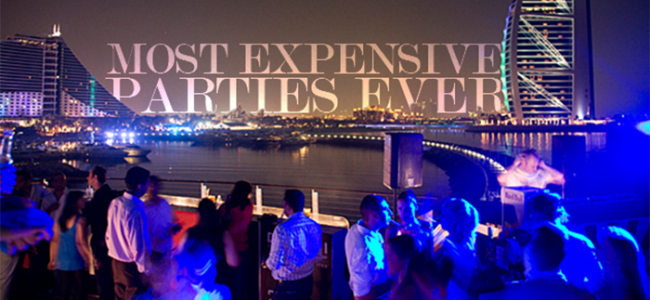 Most Expensive Parties Ever Thrown | Top 10