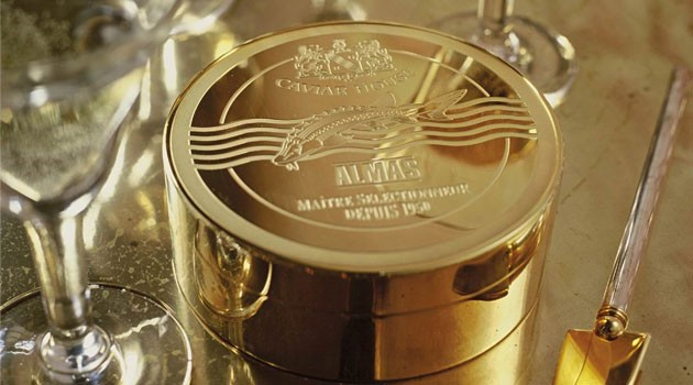 Most Expensive Caviar in the World