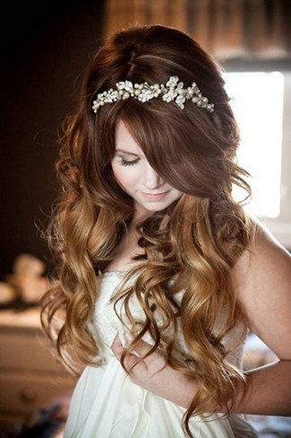 ombre Wedding Hairstyles For All Lengths 2013-2014