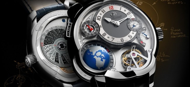 What are the most expensive watch brands in the world?