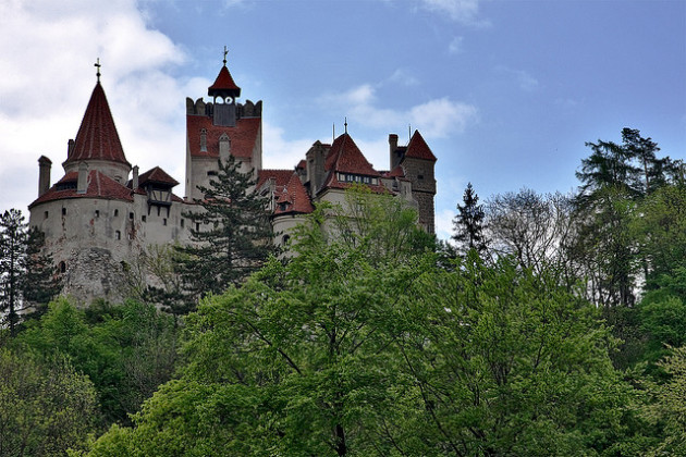 Most Expensive Houses In The World: #10 The Bran Castle ~ Estimated at $137 Million