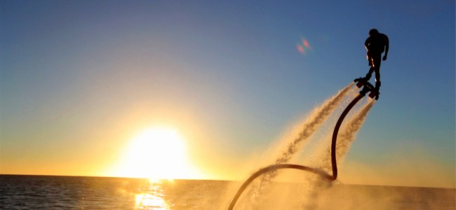 FlyBoarding | Surf the sky