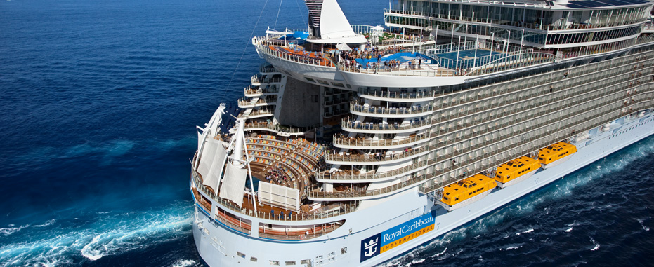 Most luxurious cruise ships top 5 for Best cruise lines in the world