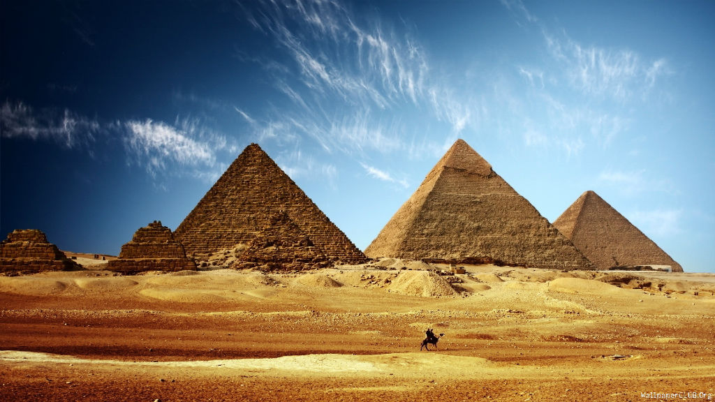 The Most Expensive And Luxurious Trip In The World: The Great Pyramids in the Mysterious Egypt