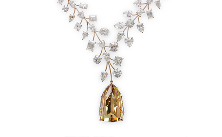 World's Most Expensive Necklace - L'Incomparable