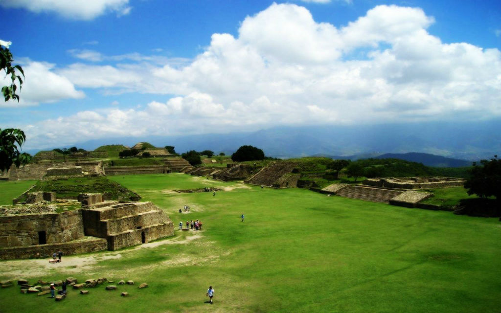 The Most Expensive And Luxurious Trip In The World:Monte Alban, Mexican city