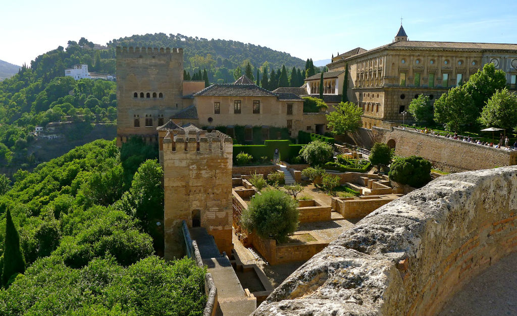 The Most Expensive And Luxurious Trip In The World: The Spanish Moorish Alhambra