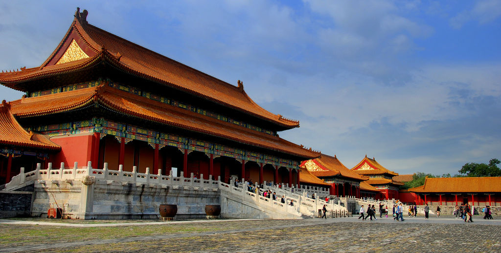 The Most Expensive And Luxurious Trip In The World: The Forbidden City in  China