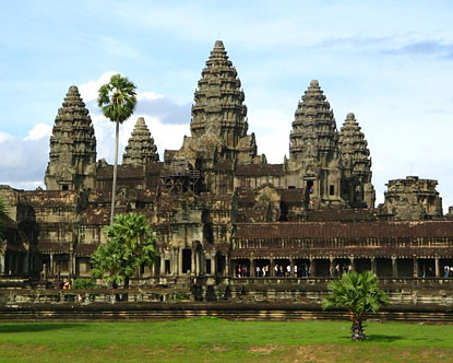 The Most Expensive And Luxurious Trip In The World: Temples of Angkor , Cambodia