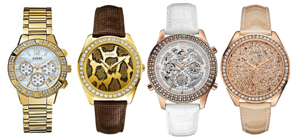 Brands for Women's Watches Top 7 Brands Women Watches: Guess