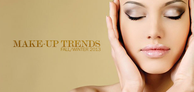 Make Up Trends Fall Winter 2013