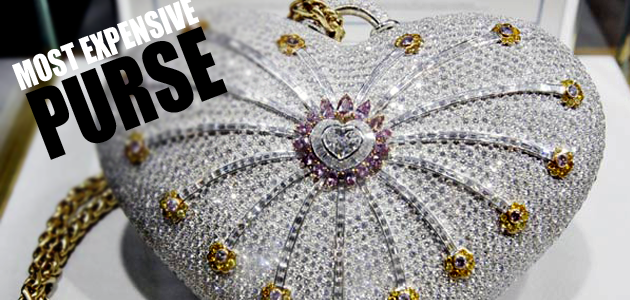 Most Expensive Purse In The World