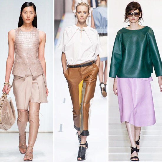 fall-2013-leather-trend Fall Winter 2013 Trends | Must haves