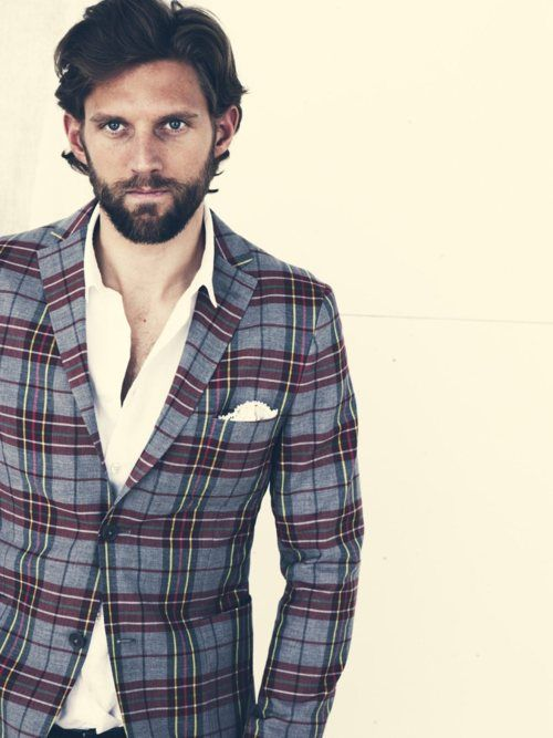 jacket3 Men Outfit Ideas Fall 2013 | Men Style