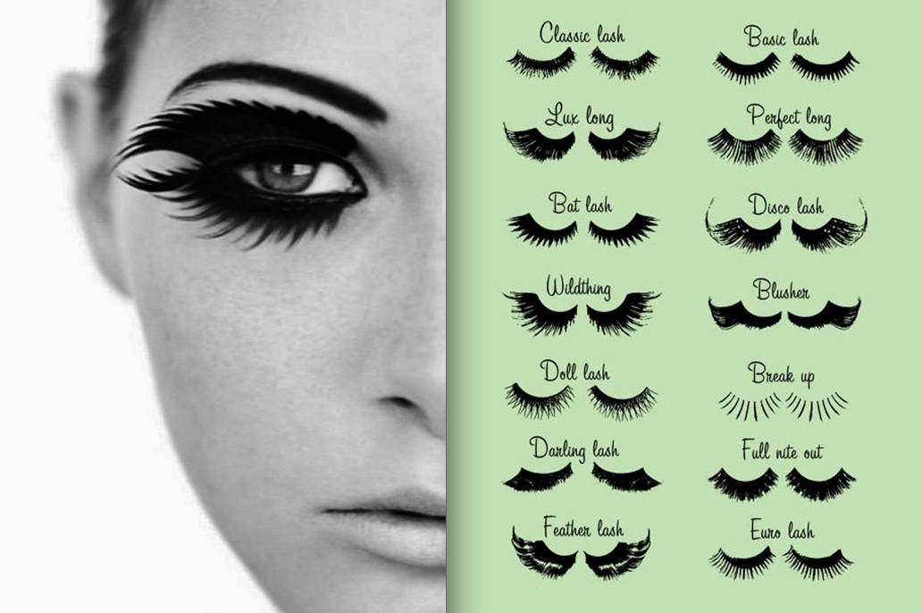 lashes Make Up Trends Fall Winter 2013