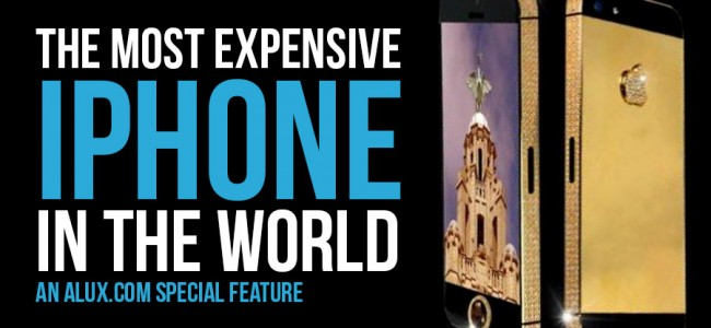 Most Expensive iPhone in the World as of 2016