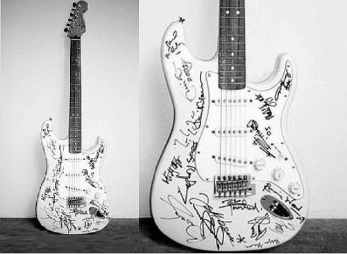 Most Expensive Guitar in the World: Fender Stratocaster