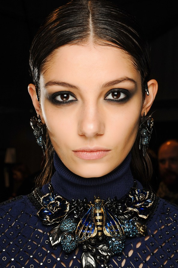 smokey eyes face Make Up Trends Fall Winter 2013