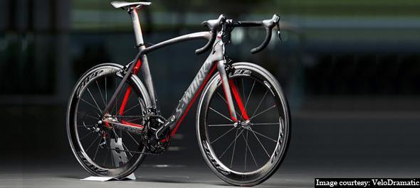 Most Expensive Gadgets in the World: #5 S-Works + McLaren Venge Bicycle ~ $18,000