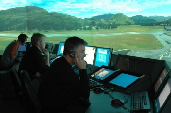 Highest Paying Jobs In 2013: 7. Air Traffic Controller