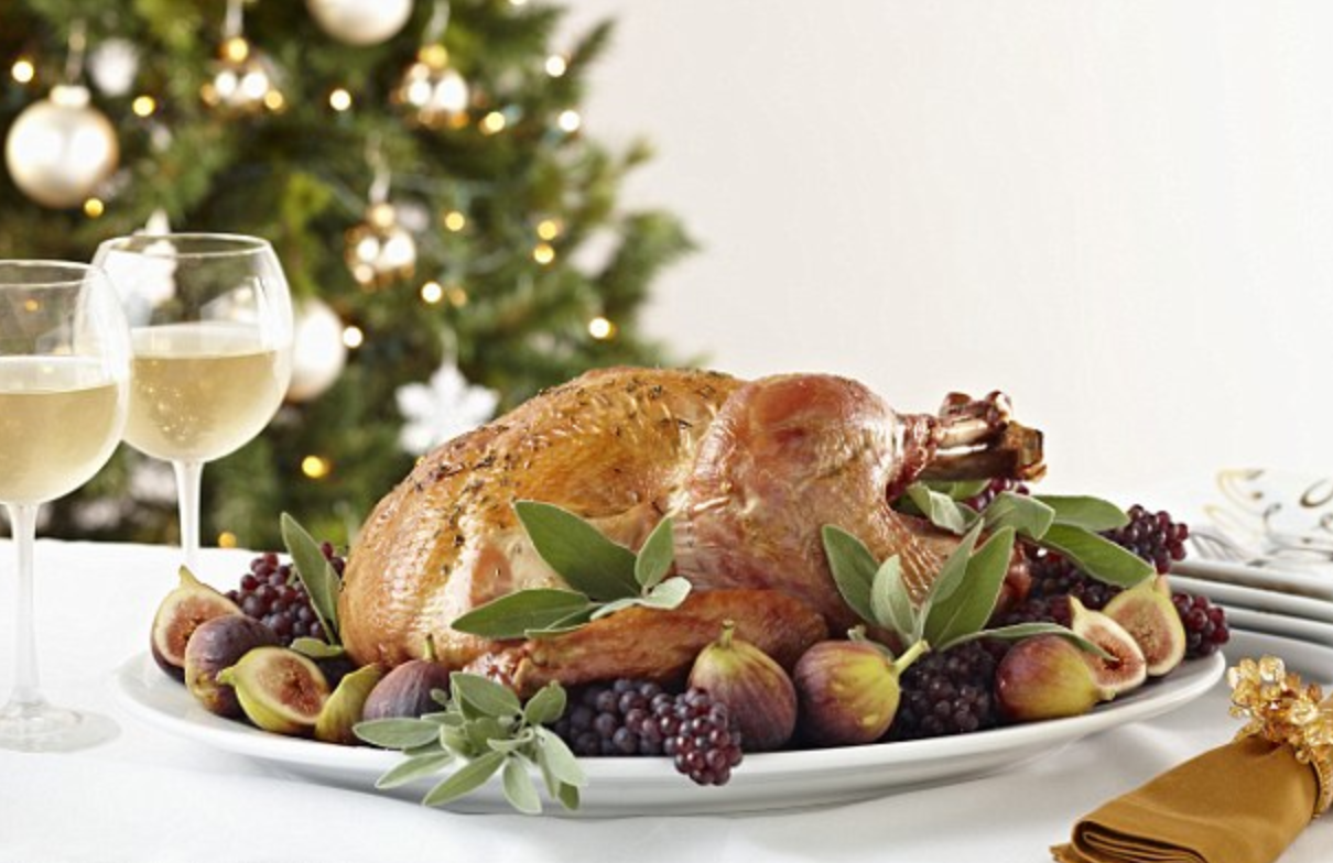 turkey Most Expensive Christmas Dinner in the World