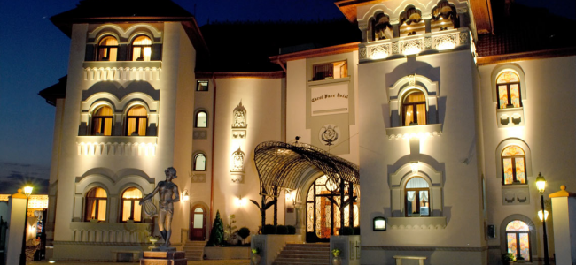 Hotel Carol Parc | Luxury Hotel in Bucharest