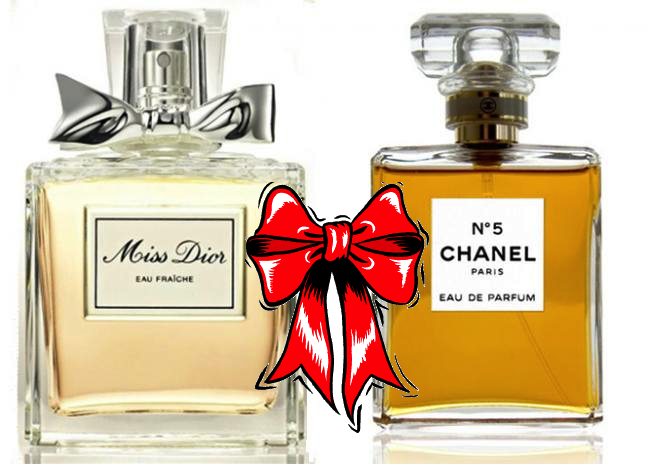 Christmas Gifts For Her 2013 chanel-dior-ban